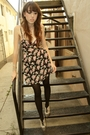 Dress-black-tights-who-we-see-shoes